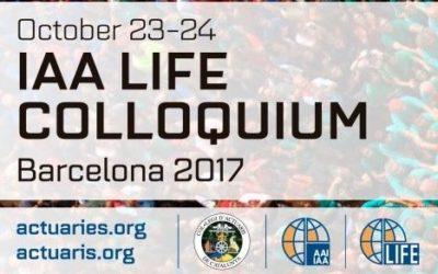 IAA LIFE COLLOQUIUM Barcelona 2017